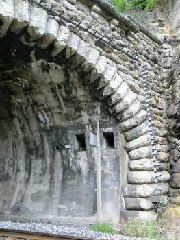 Bergue Helical Tunnel upper portal defense chamber