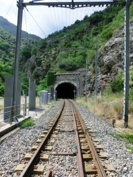 Bergue Helical Tunnel upper portal