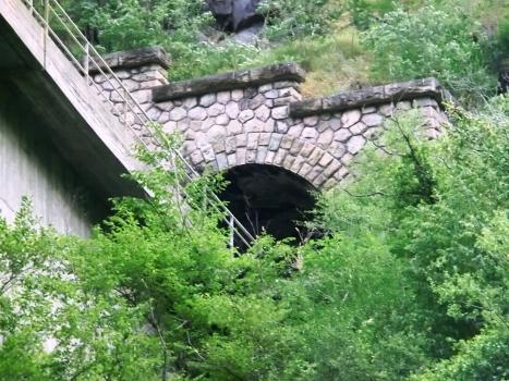 Camara Tunnel northern portal