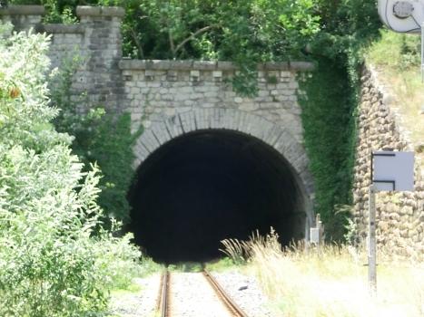 Caranca Tunnel northern portal