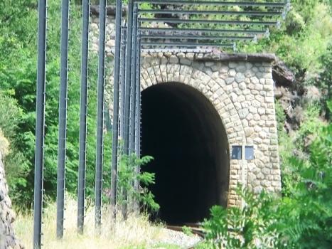Caussagne Tunnel western portal