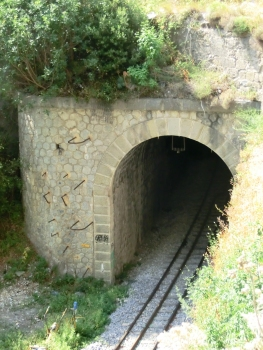 Barre du Pin Tunnel southern portal