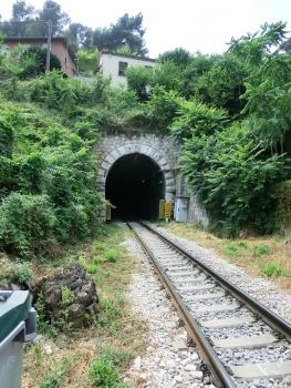 Bellet Tunnel eastern portal