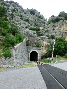 Cornillons Tunnel eastern portal