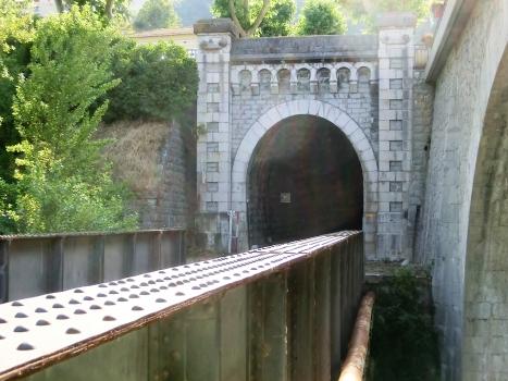 Eisenbahntunnel Entrevaux I