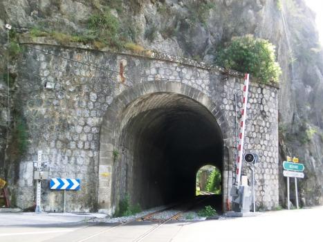 Malaussène Tunnel eastern portal