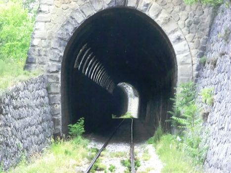 Galerie und Tunnel Scaffarels