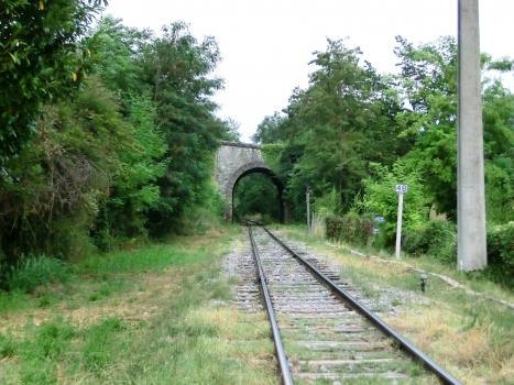 Tunnel Touët 1