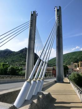 Puget-Théniers Bridge