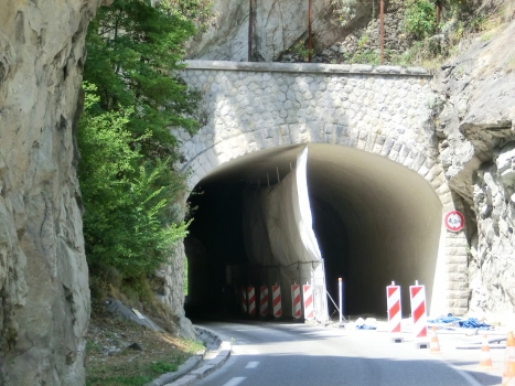 Tunnel Gorges de Paganin