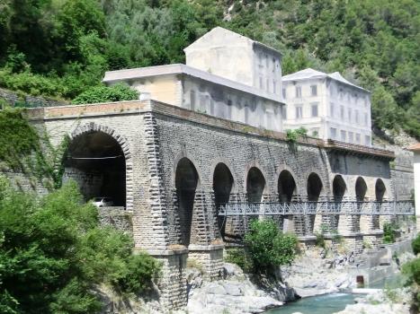 Tunnel de la gare de Piène