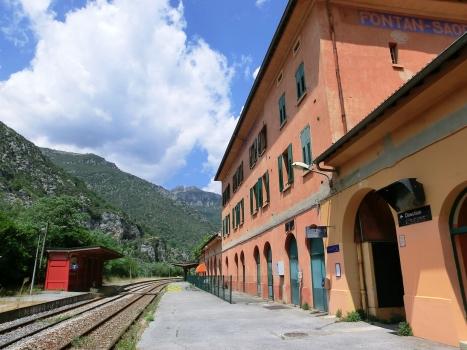 Bahnhof Fontan-Saorge