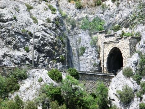 Four à Plâtre Tunnel southern portal