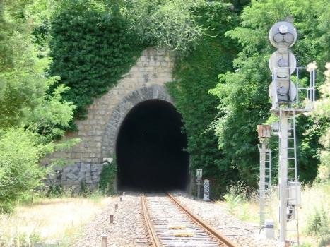 Gigne Tunnel northern portal