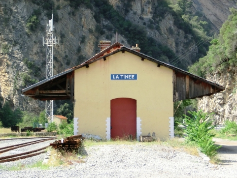Gare de La Tinée