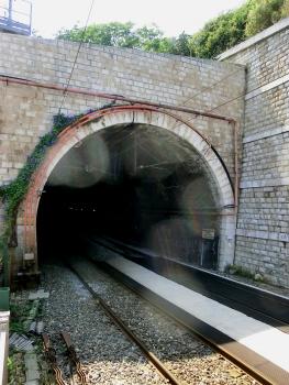 Eisenbahntunnel Monte-Carlo