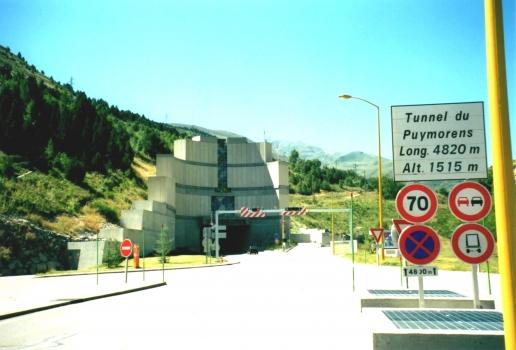 Tunnel de Puymorens