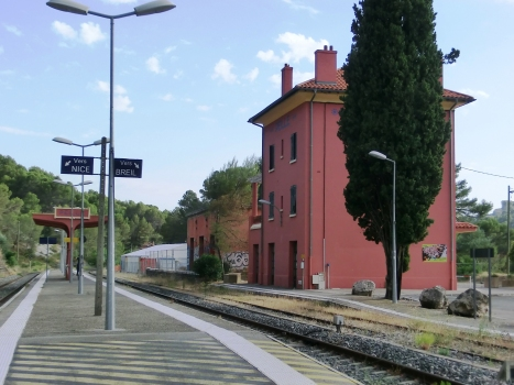 Gare de Peille