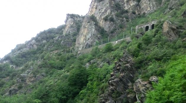 Tunnel de Scarassoui