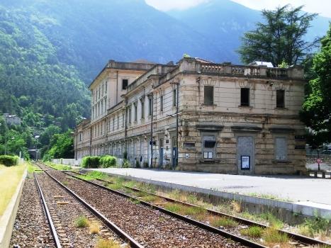 Saint-Dalmas-de-Tende Station