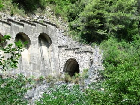 Sanfurian Tunnel southern portal