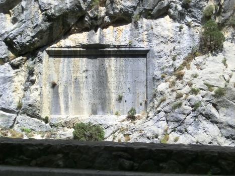 Viaduc de Saorge commemorative plate