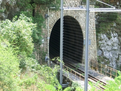 Saint Roch Railway Tunnel northern portal