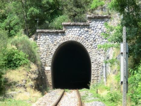 Torette Tunnel southern portal