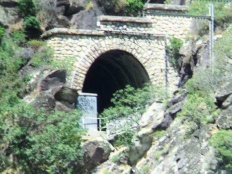 Valera 1 Tunnel southern portal