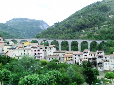 L'Escarène Viaduct