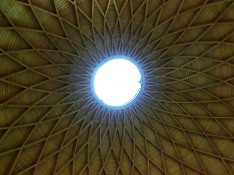 Rimini Exposition Center Dome