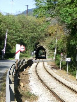 Capo di Ponte Rail Tunnel southern portal