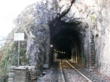 Grotta 1.2.3.3b Tunnel southern portal