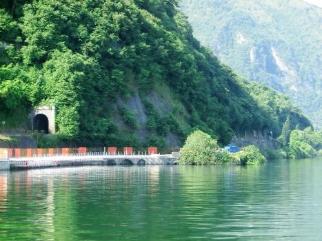 Predalva Tunnel northern portal