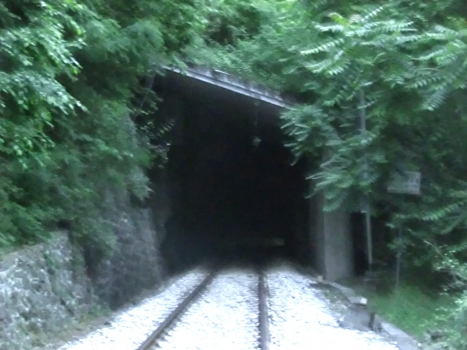 Sellero 4-5 Tunnel southern portal