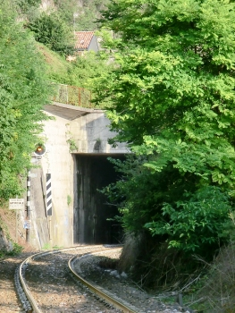 SS510 artificial Tunnel northern portal