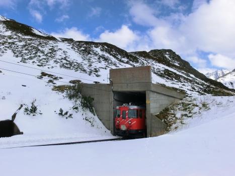 Tunnel de Calmut