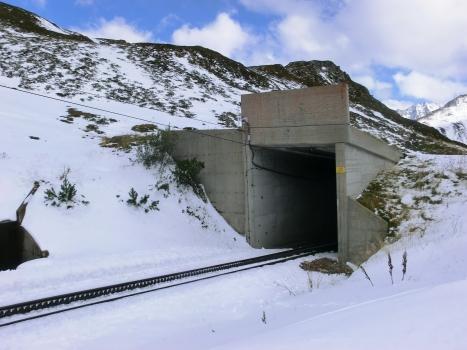 Calmuttunnel I & II