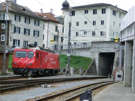 Tunnel de Disentis