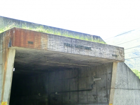 Tunnel de base de la Furka