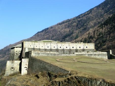 Bahnhof Exilles Fort