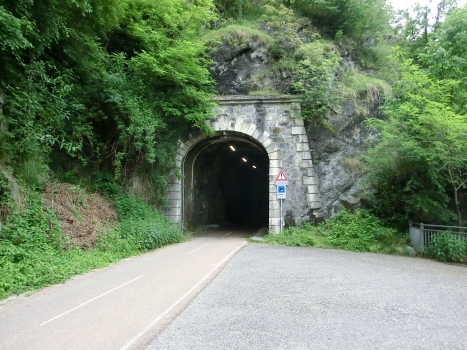 Serrati 1 Tunnel southern portal