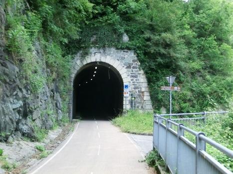 Tunnel de Serrati 2