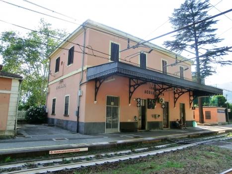 Bahnhof Genova Acquasanta