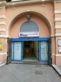 Aufzug Castello d'Albertis-Montegalletto