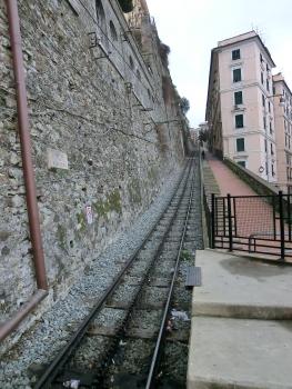 Chemin de fer à crémaillère Principe-Granarolo