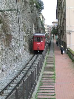 Zahnradbahn Principe–Granarolo