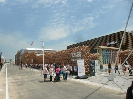 Japanese Pavilion (Expo 2015)