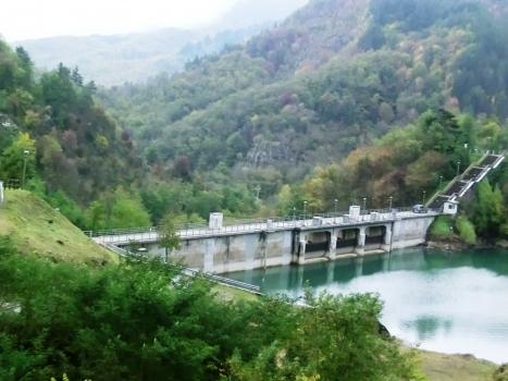 Barrage de Gramolazzo