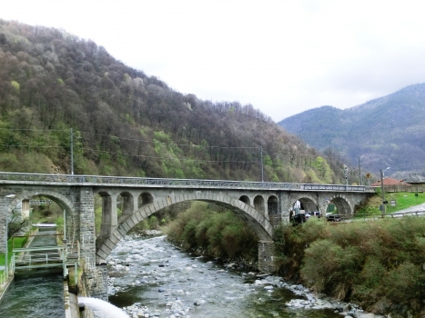Gran Prà-Brücke